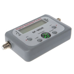 Image 4 - الرقمية الأقمار الصناعية مكتشف متر التلفزيون إشارة مكتشف Sat فك DVB T2 LCD FTA طبق