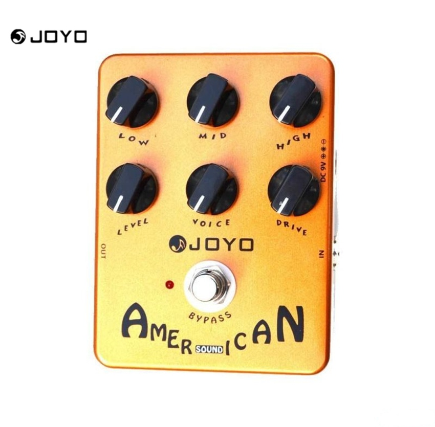 JOYO JF-14 American Sound Effects Guitar Pedal JF14 Effect Pedal JOYO American Sound Pedals JOYO Guitar Accessories