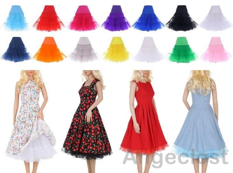 free short organza halloween petticoat crinoline vintage wedding bridal petticoat for wedding dresses underskirt rockabilly tutu - Halloween Petticoat