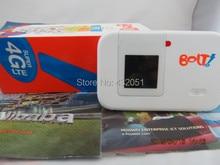 Grueso de la batería 3560 mAh nuevo y original huawei 4 G lte E5372s router inalámbrico y 4 G lte wifi hotspot