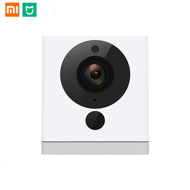 Câmera inteligente xiaomi mijia xiaofang 1 s, 1080 p, nova versão, t20l, wifi, zoom digital, com aplicativo de controle segurança para casa