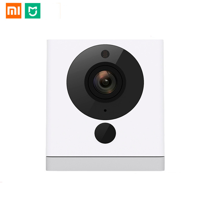 Xiaomi Mijia Xiaofang Dafang Smart Camera 1S 1080P New Version T20L Chip WiFi Digital Zoom APP Control Camera For Home SecurityXiaomi Mijia Xiaofang Dafang Smart Camera 1S 1080P New Version T20L Chip WiFi Digital Zoom APP Control Camera For Home Security