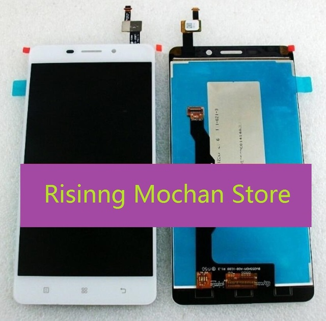 For Lenovo A7700 LCD Display With Touch Screen 55 Digitizer Assembly Free