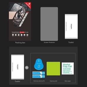 Image 5 - מזג זכוכית עבור Xiaomi RedMi 4 4X 4A 4Pro מסך מגן, suntaiho 2.5D מלא מזג זכוכית סרט לxiaomi הערה 4 4X