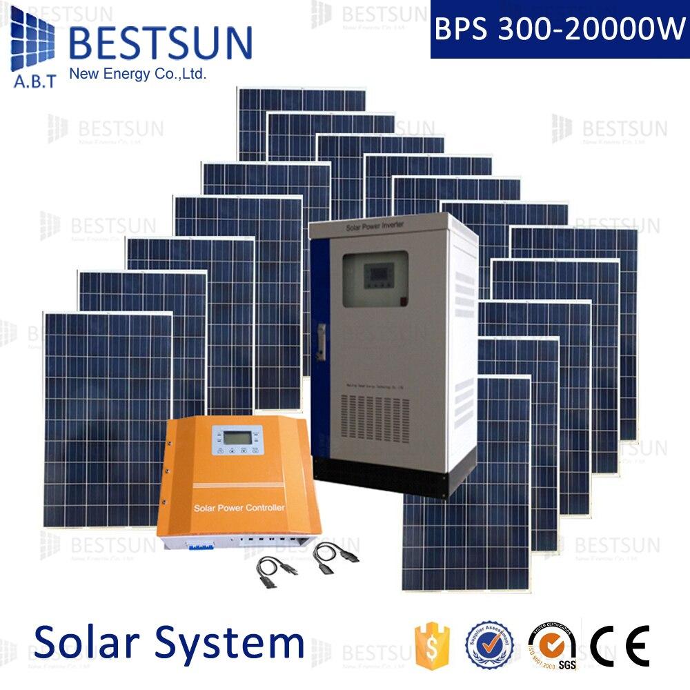 solar system on grid price - photo #3