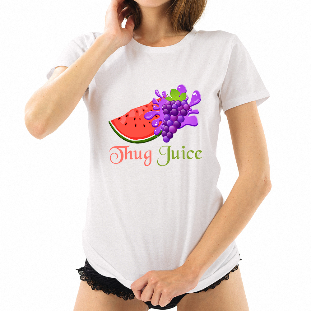 New Arrivals Tumblr Tshirts Women Watermelon Korean T-shirts Harajuku Tee Shirts Ladies Vogue Womens Tops Cute Summer Clothes