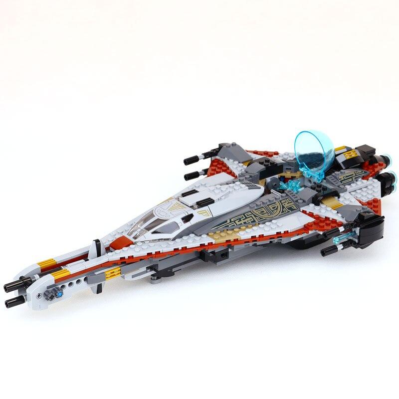 800 Pcs Lepin 05113 la Star Véritable Classique République Cruiser Wars Enseignement Building Blocks Briques Jouets Cadeau LegoINGlys 75186
