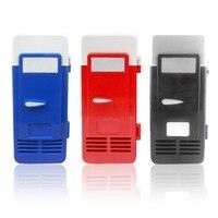 2 Цвета ABS 194*90*90 мм энергосберегающие и экологически чистые 5 в 10 Вт USB Автомобильные портативные мини-Бутылочки для напитков охладитель авто...