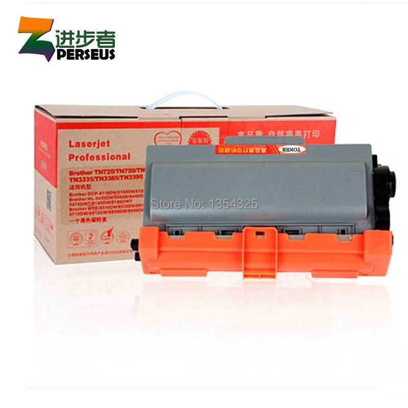 ФОТО PZ-3350 black cartridge For Brother TN-3350 TN3350 toner cartridge HL-5470DW HL-6180DW MFC-8150DN MFC-8515DN DCP-8110DN Grade A+