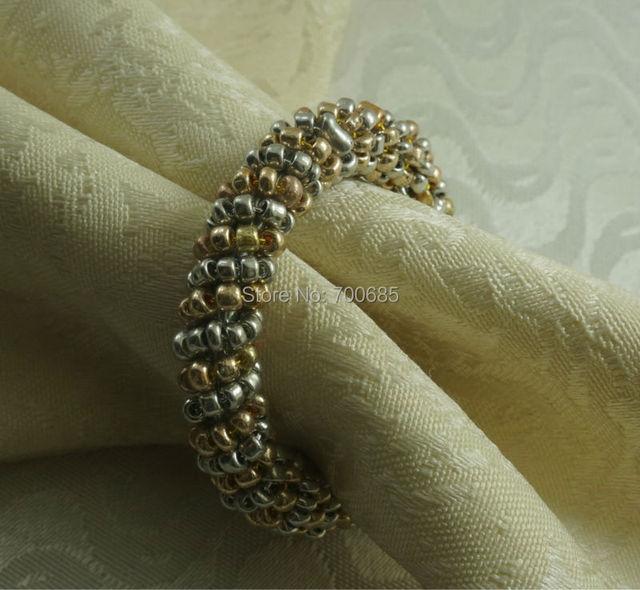 pearl ring napkin wholesale napkin ring wedding and shoot bulk