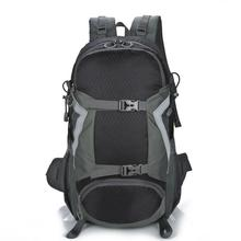 Outdoor Sport Bag Hiking Backpack Camping Climbing Rucksack Waterproof Mountaineering Travel Bag 30L Backpack Bicycle Knapsack new sport cycling water bag outdoor solar panel usb charger bicycle hydration backpack for mobile phone camping travel knapsack