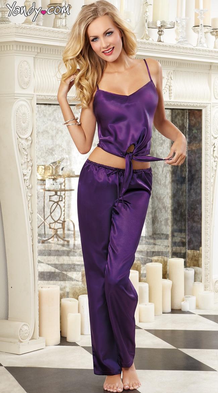 foto de Purple Pajamas For Women Breeze Clothing