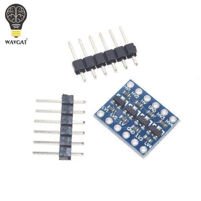 IIC I2C Logic Level Converter Bi-Directionele Module 5 V naar 3.3 V Voor Arduino