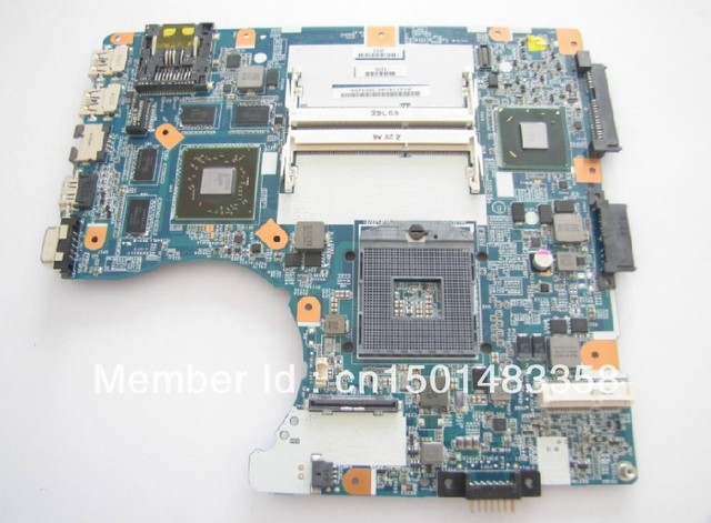 MBX-273 laptop motherboard 50% off Sales promotion, only one month FULL TESTED,