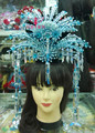 Multidesign Top Calidad Yue Ópera Ópera de Pekín Ópera China Antigua Emperatriz Phoenix Tiara Tiaras Pelo Accesorio Del Traje Femenino
