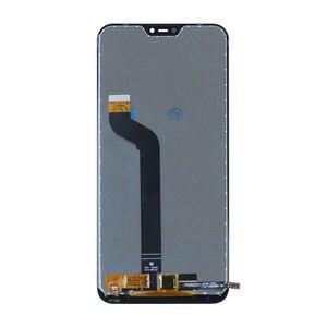 Image 3 - Качественный AAA дисплей в сборе для Xiaomi Mi A2 Lite ЖК панель дигитайзер для Xiaomi Redmi 6 Pro замена сенсорного экрана