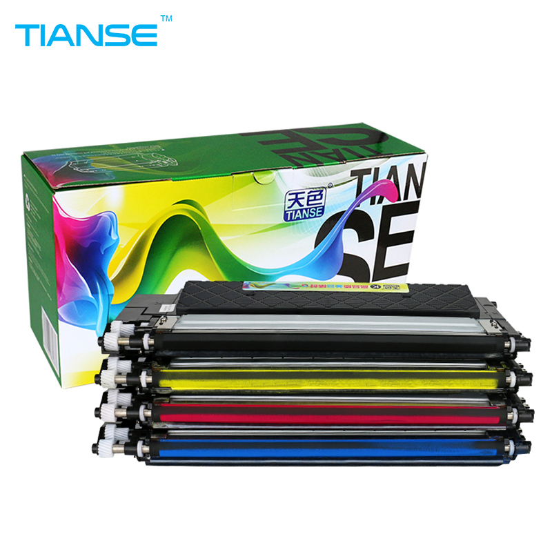 TIANSE 1Set CLT-K404S CLT K404S 404S 404 clt-404s CLTK404S toner cartridge for Samsung CLP C430 C430W C480 C480W C480FW C480FN powder for samsung mltd 1192 s xil for samsung d1192s els for samsung mlt d119 s els color toner cartridge powder free shipping