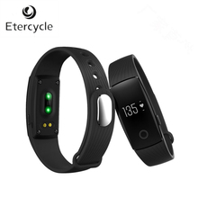 Smart Watches Sport Bracelet IP67 waterproof watches OLED Smartband Bluetooth 4.0 with Sleep Tracker Health Fitness Tracker