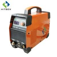 HITBOX CUT40 Mosfet плазменный резак машины однофазный 220 В с Стандартный аксессуары