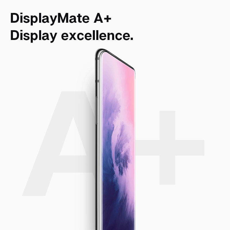 Image 5 - Global Version Oneplus 7 Pro 8GB 256GB Smartphone Snapdragon 855 6.67 Inch 90Hz 2K AMOLED Display Fingerprint 48MP Cameras NFC-in Cellphones from Cellphones & Telecommunications