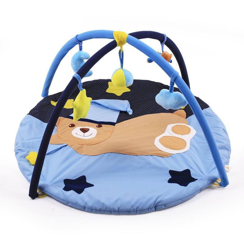 Bébé tapis de jeu tapis jouets enfant ramper jeu de développement tapis infantile tapis éducation Rack jouet PM002