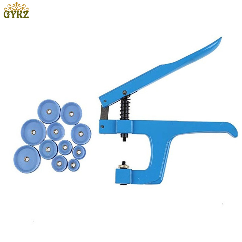 GYKZ Watch Back Closer Watchmaker-tools Repair Tool Set Press Set Repair Tool Set Plastic Case Crystal Glass Hand-tools