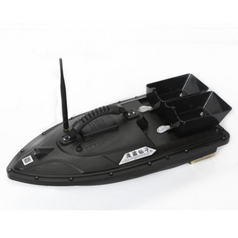 500 m Rc Bateau De Pêche Fish Finder Appât bateau leurre bateau pour la pêche Sans Fil télécommande Bateau 1.5 kg Chargement