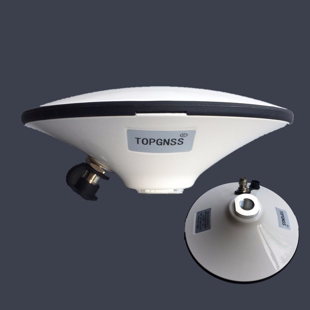 3v-15VDC, GNSS antenne, GPS/Glonass/Beidou, Haute-Précision étanche arpentage antenne, RTK système GNSS récepteur antenne