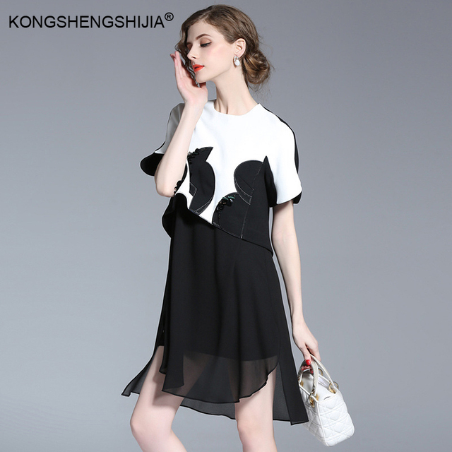 Aliexpress.com : Buy High Quality 2017 New Women Runway designer ...