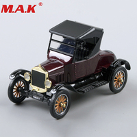 1:24 diecast car model Retro classic Antique car toy 1/24 alloy model boys gift toys for kids and children for collections