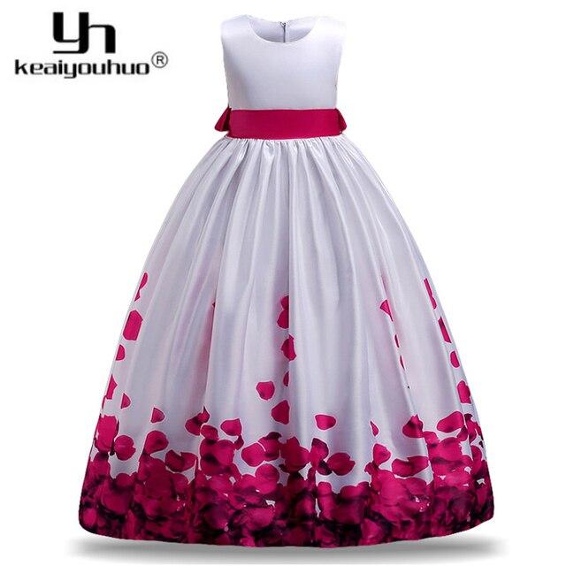 2018 Dziewcząt Ubrania Letnie Sukienki Dzieci Sukienki Dla