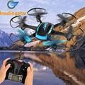 Jjrc h21 mini rc hexacopter 2.4g 6-axis drone headless modo Gyro RC Quadcopter Drone con Una Llave de Auto-Retorno VS H31 helicóptero