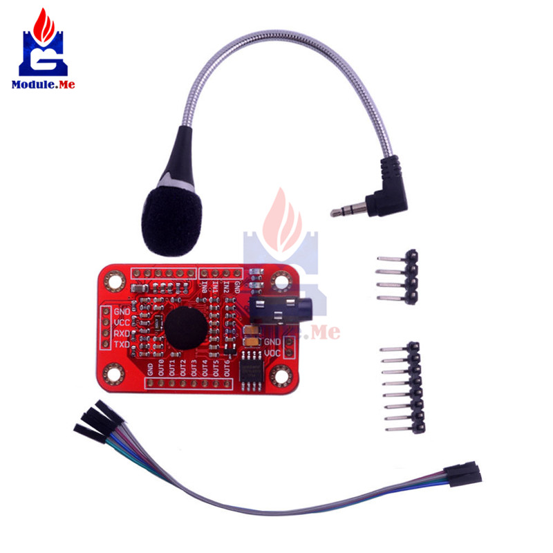 Speech Recognition Circuits And Kit