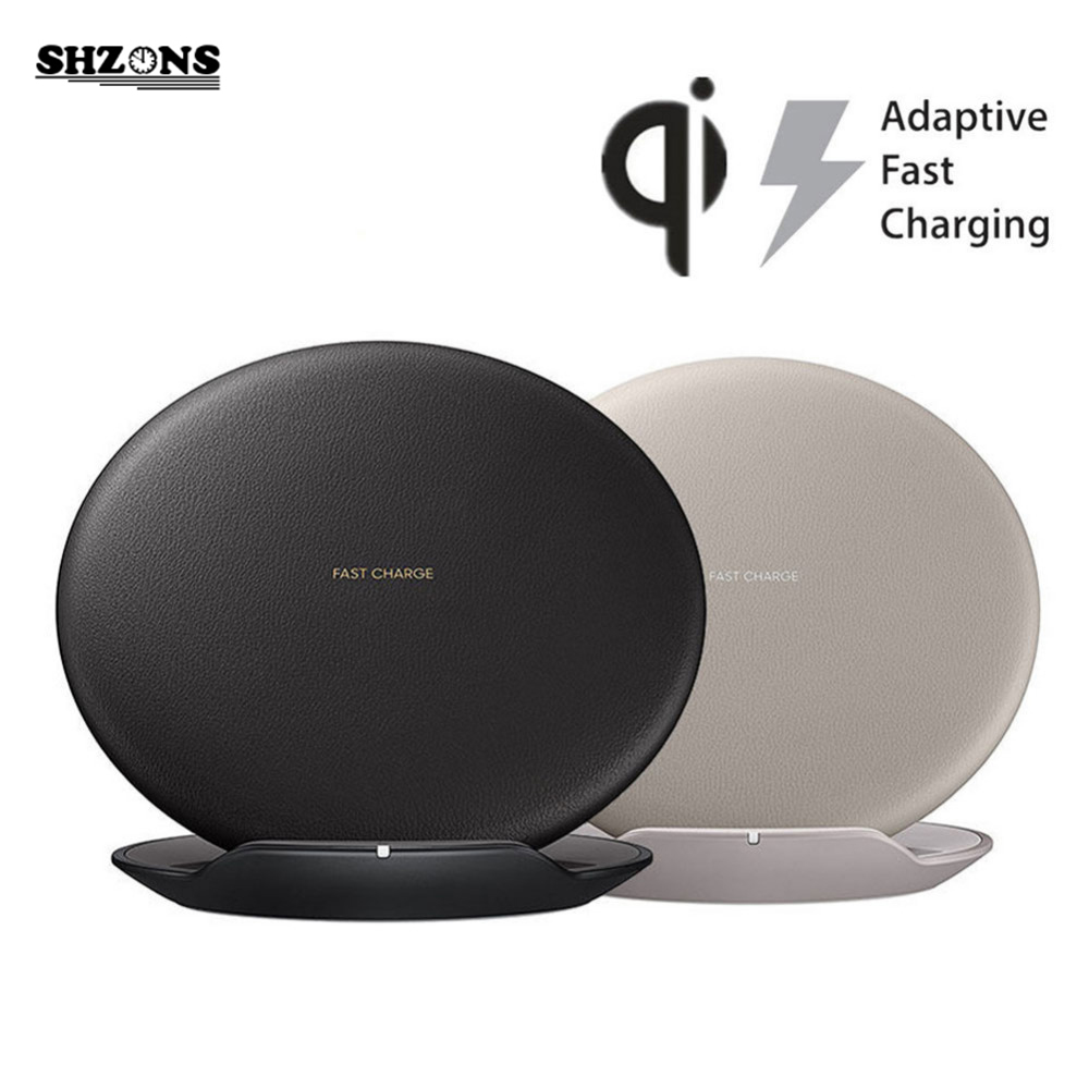 Original QI Mobile <font><b>Phone</b></font> Wireless Charger Fast Charging Pad with <font><b>Fan</b></font> <font><b>For</b></font> <font><b>Samsung</b></font> Galaxy S8 S8+ Plus SM-G9500 G9550 EP-PG950