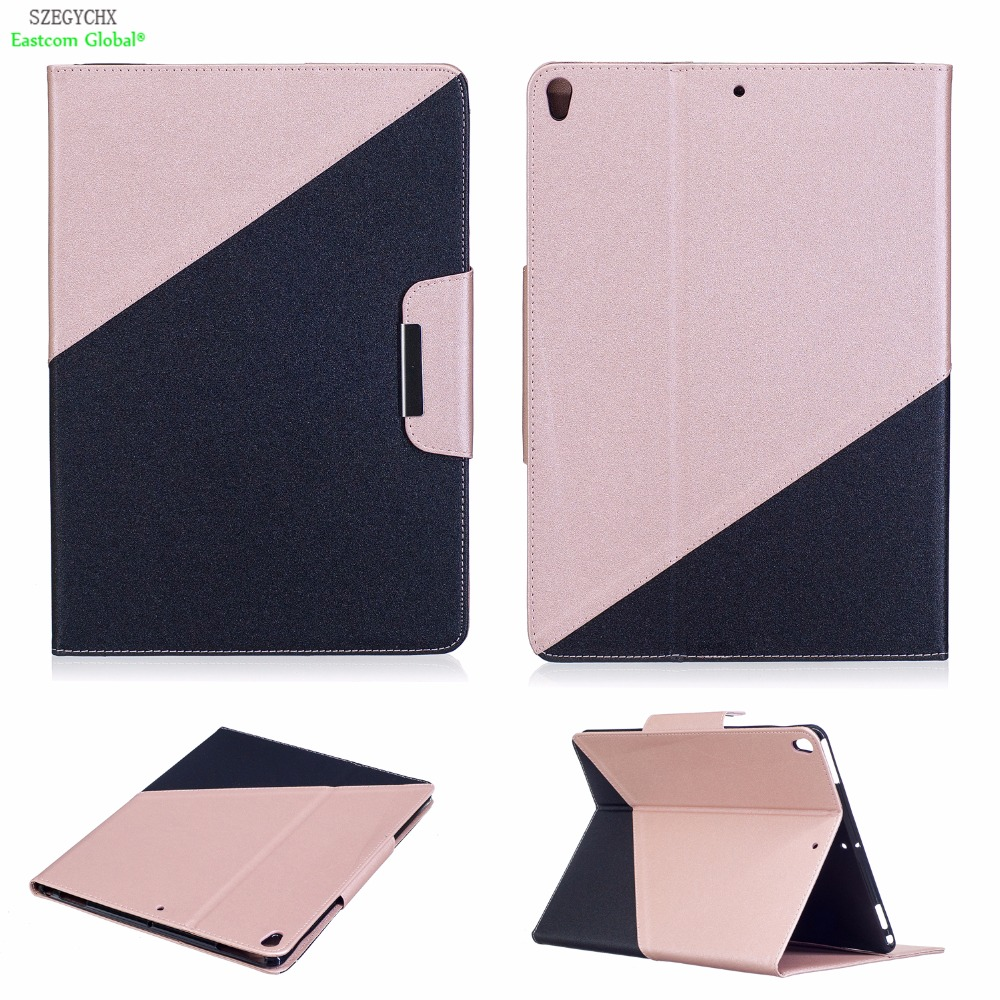 Tablet Cover Case For iPad Pro 10.5 inch,Smart Flip Stand PU Leather Retina Display Wake Up/Sleep Function Protective Cover  fineshow for ipad pro 9 7 inch tablet case 360 rotating fashion pu leather flip case folio stand screen protective smart cover
