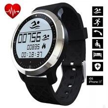 F69 bluetooth smart watch moniteur poignet dispositif pour smartwatch android portátil de frecuencia cardiaque smartwatch de fitness