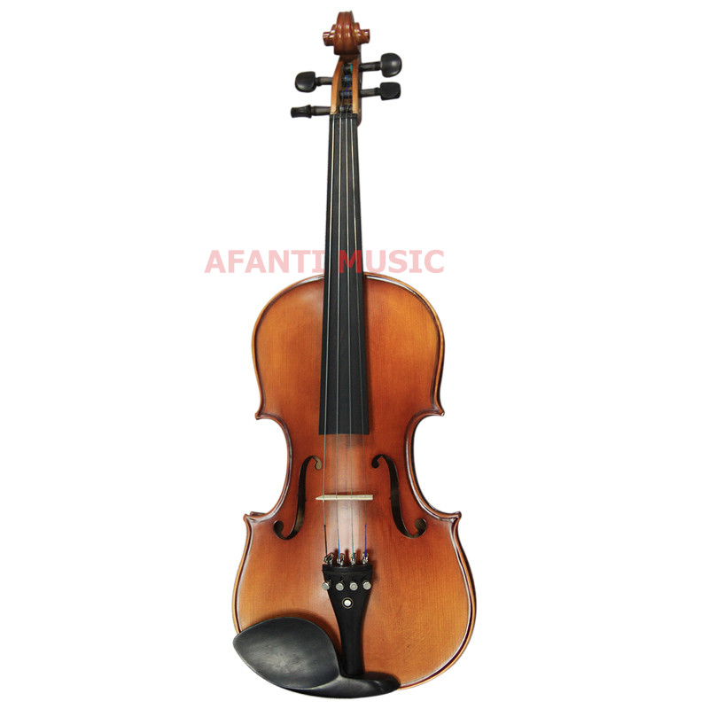 1/2 Violin / Afanti Music Ebony Fingerboard 1/2 Violin (AVL-208)