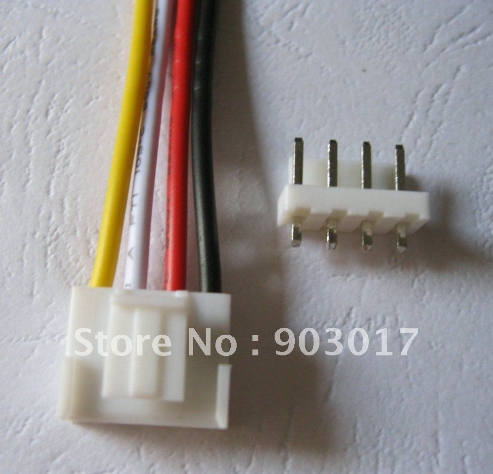30 Pcs Vh396 396mm 4 Pin Female 22awg Wire With Male Connector Lot Of 5 Power Jack Plug 2 Socket Lead 22 Awg Led 300mm Leads In Connectors From Lights Lighting On Alibaba Group