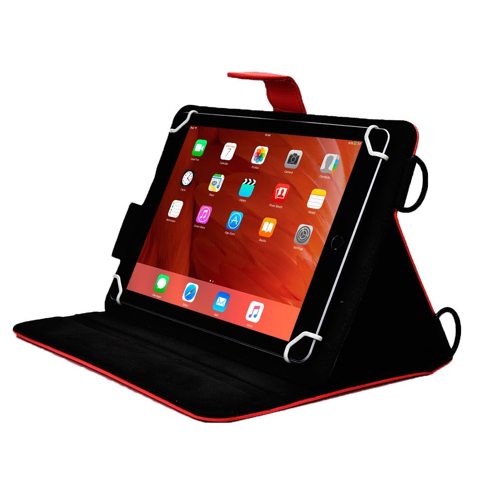 new arrivals b8656 ca072 US $27.95 |For Alcatel Pixi 3 (10) 10 &10.1 inch Universa Tablet Case High  Quality Folding Folio Stand Cover Case Solid Color for 10.1-in Tablets & ...