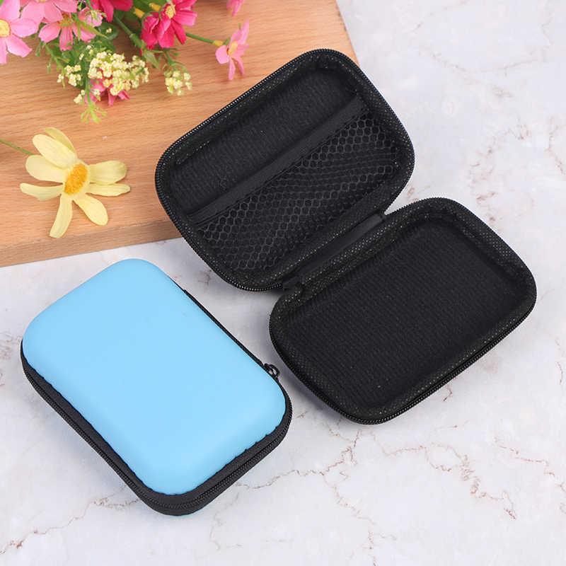 MINI กระเป๋าแบบพกพากันกระแทกกล่องเก็บขนาดกะทัดรัดกันน้ำสำหรับ GoPro HERO 7 6 5 4 3 SJCAM Xiaomi Yi 4K กล้อง Action MIJIA