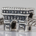 Diy antiguo arco triunfal de los Original 100% auténtico de la plata esterlina 925 cupieron para Pandora Charms pulseras y collares