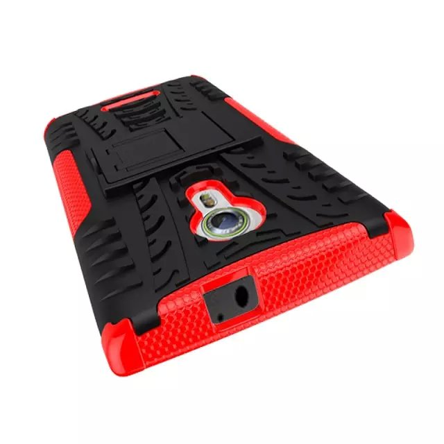 newest 3611b 9bbf8 US $3.68 |Luxury Armor Heavy Duty Case Dual Layer Hard Hybrid Kickstand  Case For Alcatel OneTouch Flash 2 Mobile Cell Phone Bag & Case-in Fitted  Cases ...