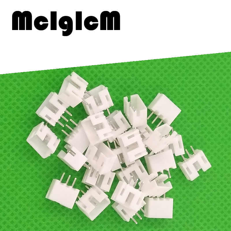 MCIGICM 2000pcs male material PH2.0 2mm Connectors 3 pins Leads pin Header PH-3A straight 2.0mm pins Free shipping [vk] 553602 1 50 pin champ latch plug screw connectors