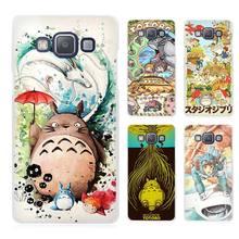 Totoro Phone Case Cover for Samsung Galaxy A3 A5 A7 A8 A9 2016 2017