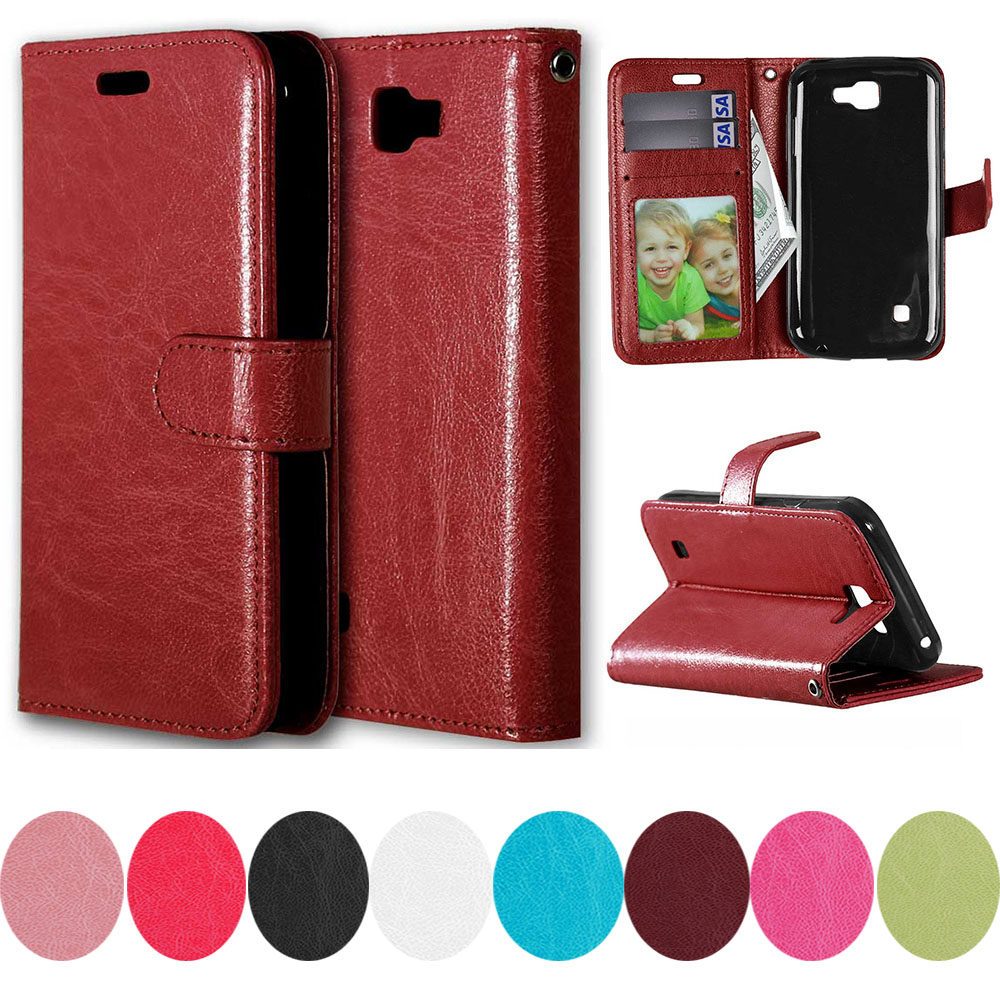 for <font><b>LG</b></font> K 3 / K 100 100DS DS <font><b>K100</b></font> Cases Magnetic Flip Case for <font><b>LG</b></font> K3 LTE <font><b>K100</b></font> K100DS LS450 Case Photo Frame Phone Leather Cover image
