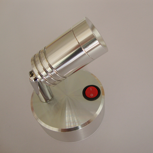 Lámpara LED de batería sin fuente de alimentación inalámbrica vitrina Joyería de La Boda de fondo vial lámpara de escritorio luces de emergencia