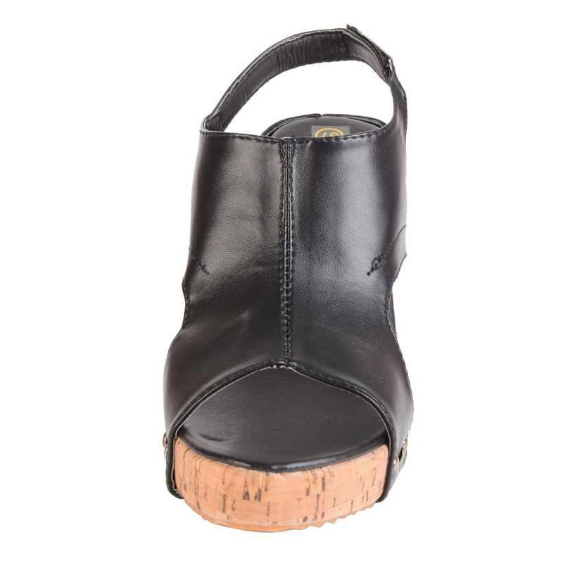 c93b682a0f3 LITTHING 2019 Platform Sandals Wedges Shoes For Women Heels Sandalias Mujer  Summer Shoes Clog Womens Espadrilles Women Sandals