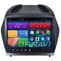10.2 ''quad core android 4.4 pc do carro rádio de carro para hyundai ix35 2015 Com Stereo GPS Áudio e Vídeo Wi-fi BT 16 GB Flash Frete Grátis