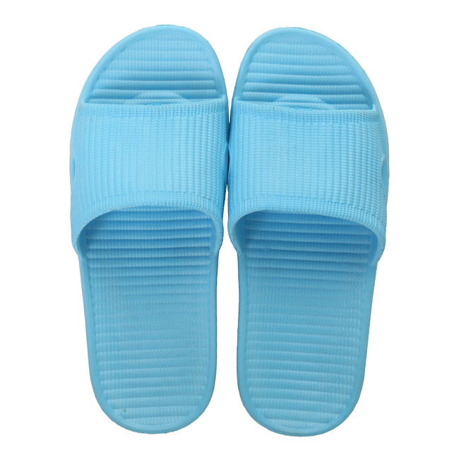 Cheap Price New Summer Home Bathroom Slippers Indoor Anti Slipper Soft Bottom Family Woman Man Slippers (18)