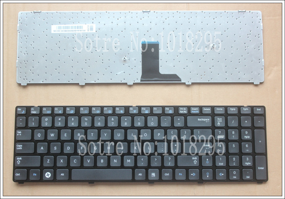 New English  keyboard for FOR Samsung R780 NP-R780 US Laptop keyboard